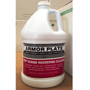 Armor Plate Deep Scrub Re-coating Cleaner 4 Litre - Bulk Wholesale
